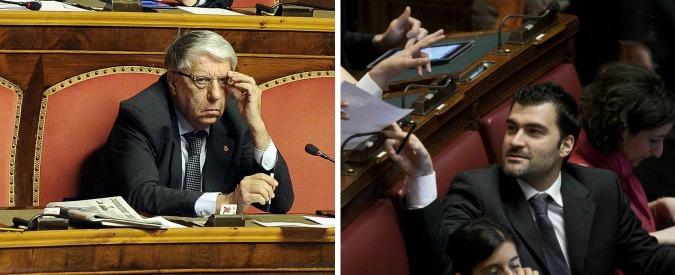 """Antimafia, l'ufficio di presidenza: """"Giovanardi e Nuti si autosospendano"""""""