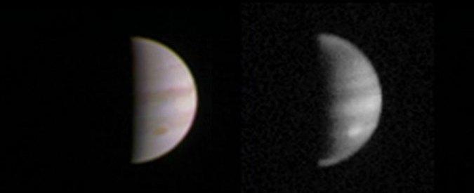 I pianeti come non li immaginavamo, Giove a forma di pera e Saturno senza anelli (prima che si formassero)