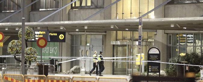 Svezia, tracce di esplosivo nel bagaglio. Evacuato l'aeroporto di Goteborg