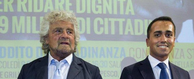 """Marcia reddito cittadinanza, il corteo M5s Perugia-Assisi fa prove di campagna elettorale: """"Noi pensiamo alle famiglie"""""""