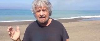 """Emergenza rifiuti Roma, Grillo detta la linea: """"Con discariche e inceneritori hanno mangiato per 50 anni…"""""""
