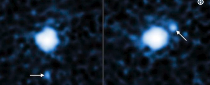 La nuova scoperta del telescopio Hubble: un'altra luna nel Sistema solare