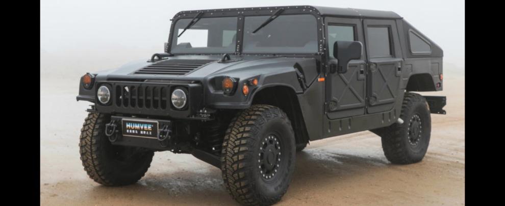 Hummer H1, il grande ritorno. Rinasce negli Usa col nome di Humvee C-Series
