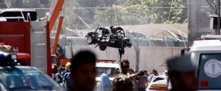 Afghanistan, autobomba nell'area diplomatica di Kabul: 90 morti e 400 feriti