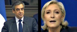 """Francia, Le Pen accusata di plagio: """"Discorso copiato da quello di Fillon"""". Ecco il video confronto"""