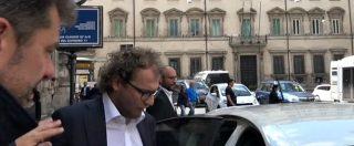 """Consip, Lotti interrogato dai pm di Roma per un'ora. Avvocati: """"Ha risposto a tutto e ribadito la sua innocenza"""""""