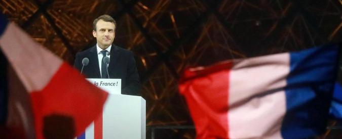Con Macron presidente prima l'Europa (nuova), poi la Francia