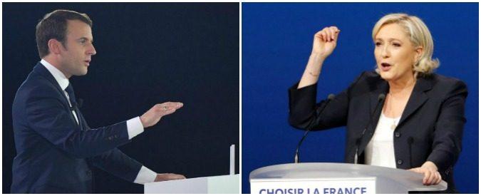 Ballottaggio Francia, la sfida Macron-Le Pen si gioca anche sul clima