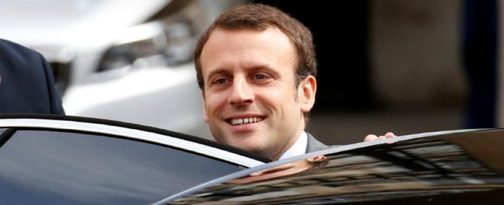 Emmanuel Macron, con lui quale futuro per la Francia dell'auto?