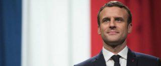 """Migranti, Macron: """"Francia non sempre ha fatto la sua parte sui rifugiati, ma non accoglieremo quelli economici"""""""