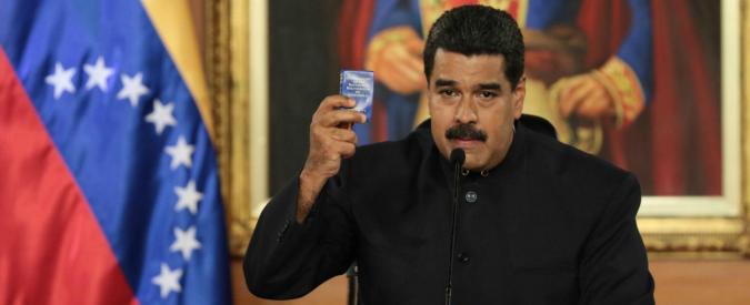 Venezuela, tutto il potere ai soviet. L'ultima burla di Nicolás Maduro