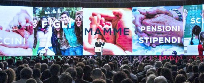 Renzi, le mamme e le donne che contano solo se si riproducono