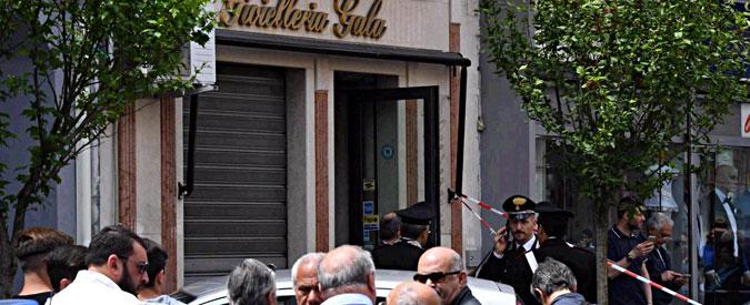 Napoli, gioielliere trovato morto nel suo negozio. La cassaforte era aperta e vuota. Ipotesi rapina non privilegiata