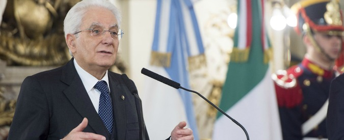 """Migranti, Mattarella: """"Solidarietà frenata da intolleranza e discriminazioni prima che da preoccupazioni per la sicurezza"""""""