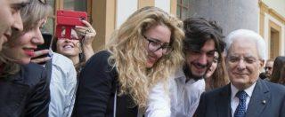 """Primo maggio, Mattarella: """"Il lavoro è la priorità, altrimenti la crisi rischia di contagiare anche le istituzioni"""""""
