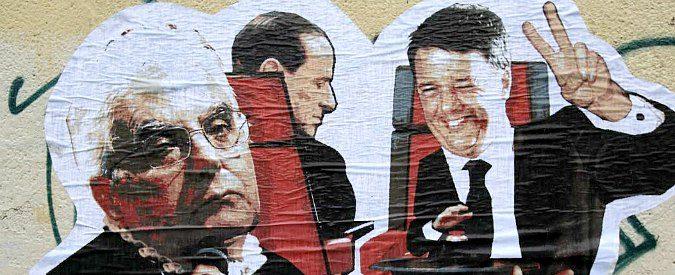 Evitare le meline a tutti i costi. Mpd può andarsene (qualcuno s'era accorto di loro?) quando vuole. Il segretario del pd nonchè candidato a governare il paese si chiama Matteo Renzi. Punto.