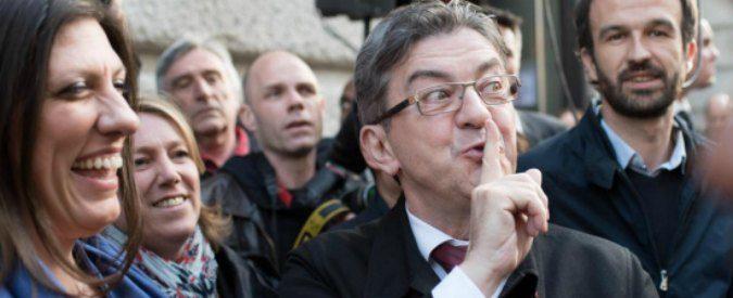Ballottaggio Francia, Mélenchon e i suoi hanno le idee chiare. Più o meno