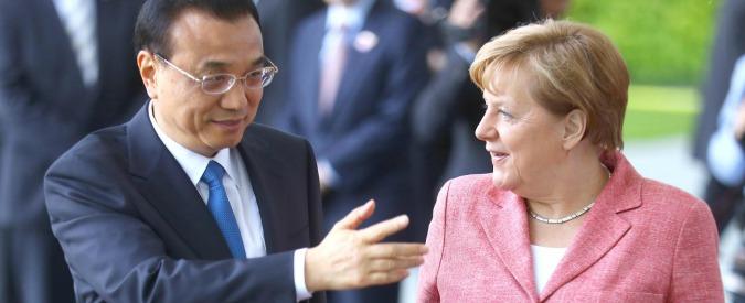Ue, il premier Li Keqiang a Berlino e Bruxelles per proporsi come partner forte al posto degli Usa di Trump