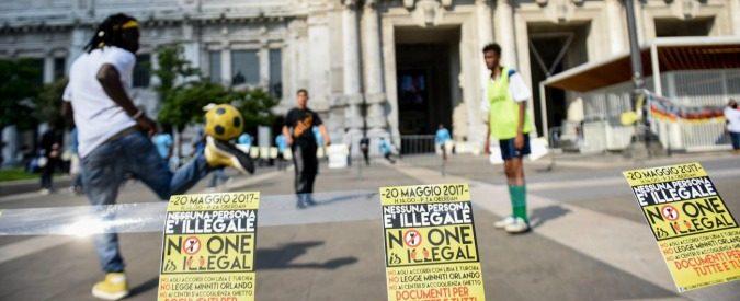 20 maggio senza muri, i veri motivi per manifestare a favore dei migranti