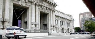 Milano, militare e poliziotto accoltellati in stazione centrale durante un controllo: fermato 21enne