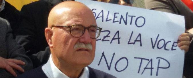 Puglia e Tap, l'oncologo in sciopero della fame e l'importanza di non arrendersi