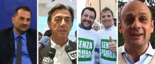 Amministrative Padova, Lega e Forza Italia fanno la pace per riconfermare Bitonci. Il Pd per vincere imbarca l'ex Msi