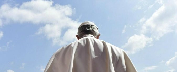 Ho visto il Papa dal mio terrazzo