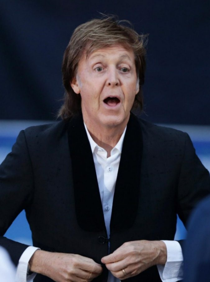 Paul McCartney diventa Pirata dei Caraibi: la foto dal set