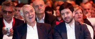 """Pisapia va da Mdp e prova a rianimare il centrosinistra: """"Ora toccherà a Renzi decidere se entrarci, ma niente furberie"""""""