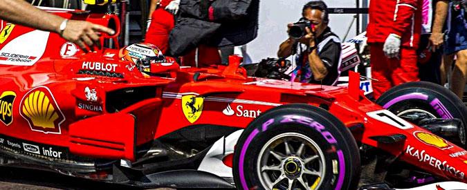 Formula 1, Gran premio di Montecarlo: prima fila tutta Ferrari con Raikkonen e Vettel. Hamilton 13°