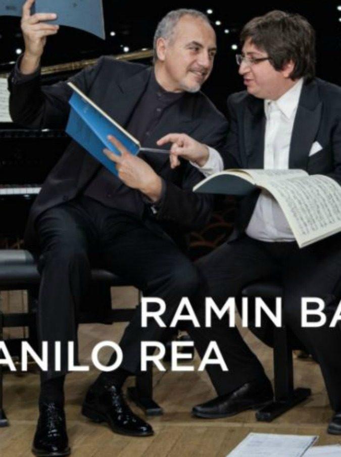 """Bahrami e Rea insieme per Bach: sorpresa, il contrappunto si può jazzare. """"La nostra? Sfida unica nella storia"""""""