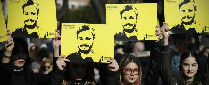 """Regeni, Amnesty e Fnsi lanciano la scorta mediatica per Giulio: """"Monitoriamo le azioni del governo sulle indagini"""""""