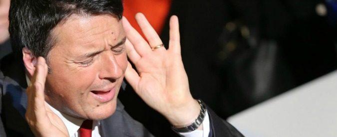 Matteo Renzi e la nuova definizione di faccia di bronzo