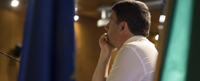 """Consip, Renzi e l'ossessione del """"disegno eversivo"""": dopo 4 anni prende il tic dell'accerchiamento di Berlusconi"""