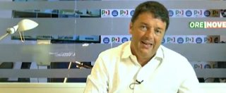 """Ballottaggi, Renzi: """"Ko colpa di polemiche nel centrosinistra e dell'inchiesta Consip"""""""