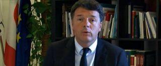 """Consip, Renzi: """"Vergognoso pubblicare la telefonata. Sulle intercettazioni qualcuno sta violando la legge, non noi"""""""