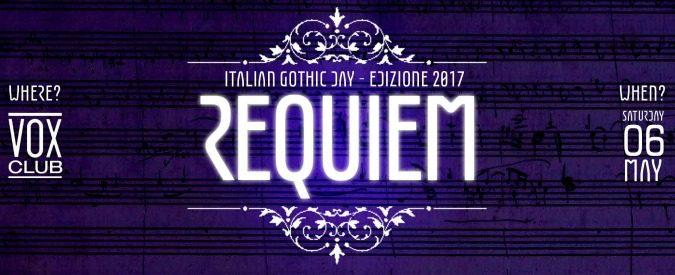 Requiem Italian Gothic Day II, perché serve riunire la comunità dark