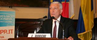 Parma, l'ex rettore dell'Università Loris Borghi trovato senza vita. Imputato per abuso d'ufficio nel caso dei farmaci
