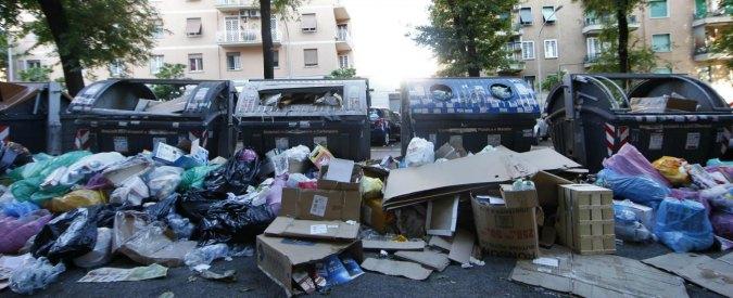 Roma, il piano del Comune contro il caos rifiuti: straordinari Ama, treni per l'Austria e impianti sempre in funzione