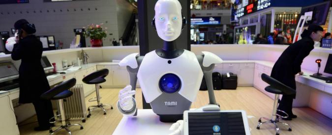 """""""I robot distruggeranno il lavoro, quindi serve il reddito minimo garantito. Siate creativi o una macchina vi sostituirà"""""""