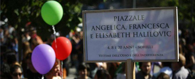 Incendio camper a Roma, la vergognosa soluzione del consigliere comunale contro i rom
