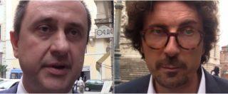 """Legge elettorale, Toninelli (M5S) contro Rosato (Pd): """"Noi disponibili. Loro preferiscono Verdini"""". """"Falso"""""""