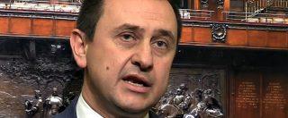 """Governo, Rosato: """"Siamo incompatibili con M5s e Lega, non con Forza Italia. Ma non c'è progetto per governare con loro"""""""