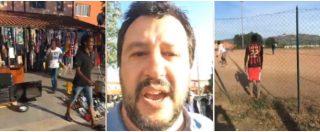 """Migranti, Salvini al Cara di Mineo: """"Qui buttiamo 100 mila euro al giorno. E ci sono solo 14 siriani"""""""