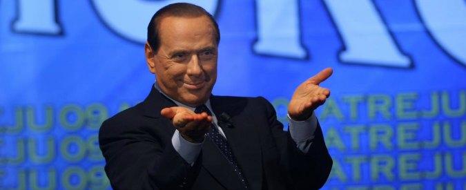 """Intercettazione, Berlusconi solidale con Renzi e la Boschi: """"Ledono la privatezza degli individui"""""""