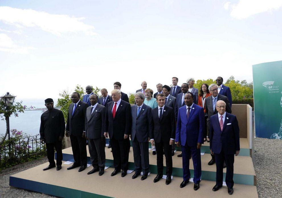 Taormina G7: accordo solo sul terrorismo, per il resto fallimento completo