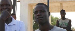"""Migranti, Thierno Ka: """"Sono rientrato dalla Libia perché adesso nel villaggio c'è l'acqua"""""""