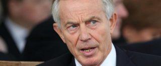 """Brexit, Tony Blair vuole tornare in campo: """"Voglio sporcarmi le mani"""". I Tories perdono consensi nei sondaggi su elezioni"""
