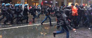 Primo Maggio, a Torino scontri tra centri sociali e forze dell'ordine. Le immagini delle cariche