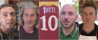 """Totti, l'ultimo giorno dell'ottavo re di Roma. Le voci dal suo quartiere: """"Ci mancherà da impazzire"""""""